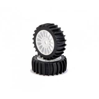 1:8 Reif.-/Felgen Set Beach Tires 2 St. 500900062