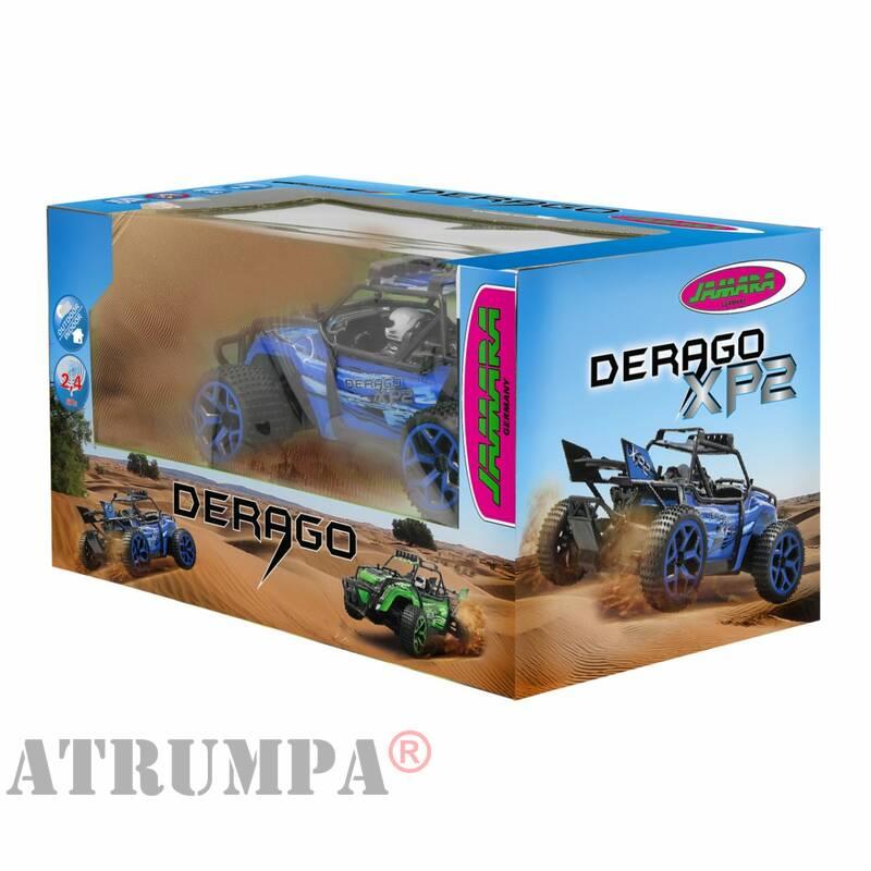 Derago xp2 4wd 2 4g blau von atrumpa 37 17 for Raumgestaltung gripp